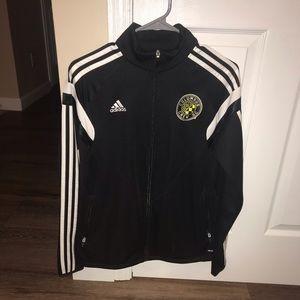 Columbus Crew SC jacket